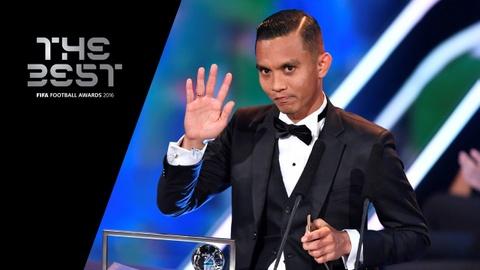 Sieu pham giup cau thu Malaysia gianh giai Puskas 2016 hinh anh