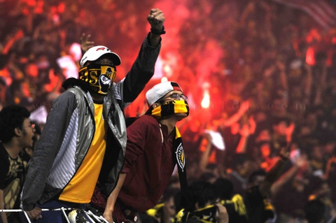 Ultras Malaysia - nhung 'ga dien' cua Dong Nam A hinh anh