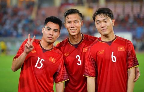 Có một đội tuyển Việt Nam thực sự đáng yêu