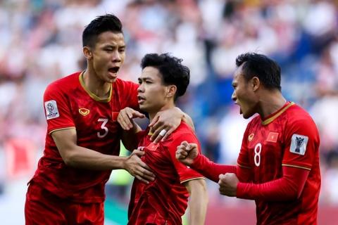 'Thể lực không còn là điểm yếu của tuyển Việt Nam'