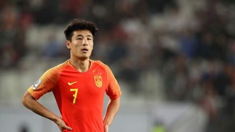 Bong da Trung Quoc mac ket trong tham vong sau that bai o Asian Cup hinh anh