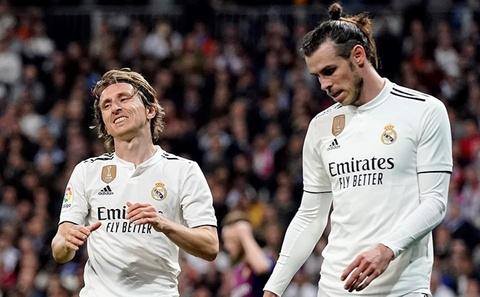 Mua giai vut di cua Real Madrid va cai gia cho nhung ke kieu ngao hinh anh 1