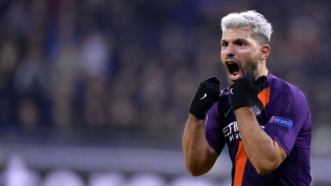 Sergio Aguero va nhiem vu o Man City da xong hinh anh 3