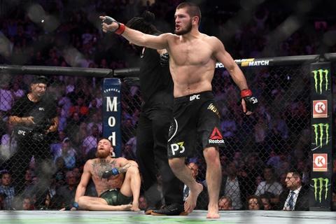 Khabib Nurmagomedov - 'Đại bàng' soán ngôi McGregor khỏi vương triều