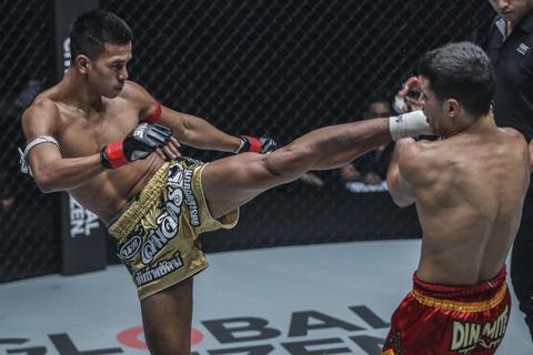 Ngôi sao Muay Thái Lan tuyên chiến các võ sĩ Việt Nam