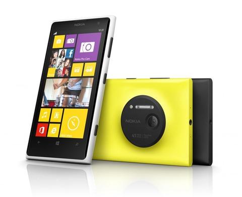 Nokia Lumia 1020 'chao san' cuoi tuan nay hinh anh