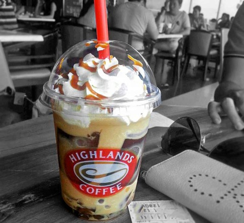 Ghi ten vao Ca phe Danh vong voi Highlands Coffee hinh anh