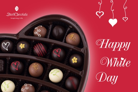 D'art Chocolate - Tung bung le hoi, ket noi yeu thuong hinh anh