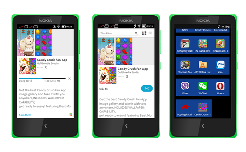 Trai nghiem ung dung Android tren Nokia X hinh anh