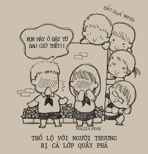 Tranh vui 9 dieu ngo ngan hanh phuc cua tuoi tho hinh anh