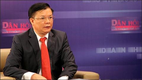 Bo truong Bo Tai chinh: Ap tran gia sua la quy dinh nhan van hinh anh