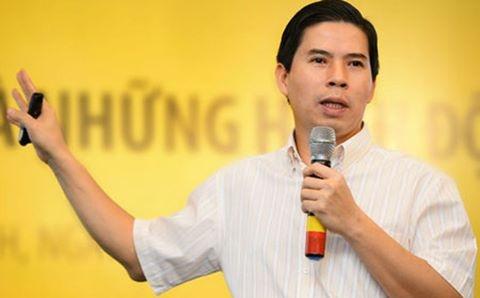 CEO Nguyen Duc Tai: Khoi nghiep thanh cong nho 50% may man hinh anh
