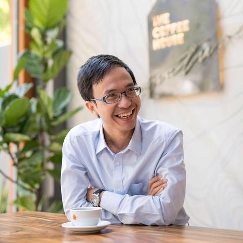 CEO Nguyen Hai Ninh: Toi dang lam dieu tu te voi ca phe hinh anh