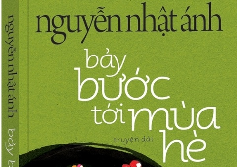 Nguyen Nhat Anh tro lai voi 'Bay buoc toi mua he' hinh anh