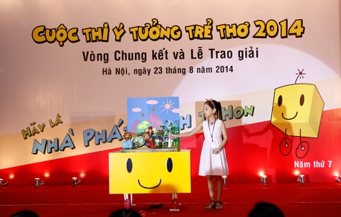 Khoi dong cuoc thi 'Y tuong tre tho 2015' hinh anh