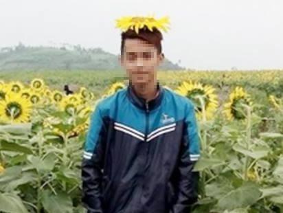 Cong An Nghe An truy tim danh tinh ke pha hoai vuon hoa hinh anh