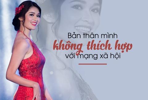 Hoa khoi Ngoai thuong: 'Minh ghet dung Facebook' hinh anh