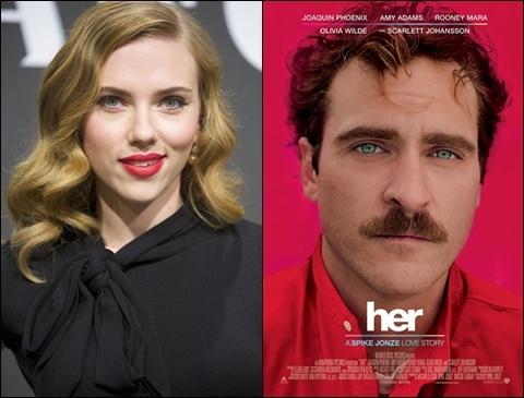 Scarlett Johansson mat de cu Qua cau vang hinh anh
