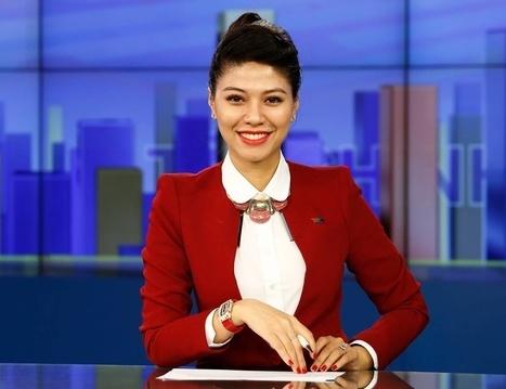 BTV Ngoc Trinh xac nhan ngung dan Ban tin Tai chinh hinh anh