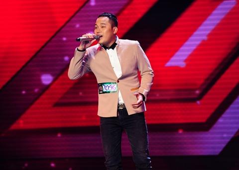 Khanh Binh (Song Que & Lan Diep & Nguoi Di Ngoai Pho) - X Factor hinh anh
