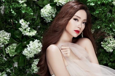 Minh Hang: 'Sau khi lay chong, toi se rut khoi showbiz' hinh anh
