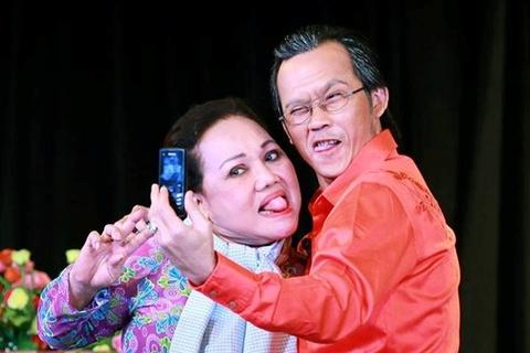 NSND Ngoc Giau tiet lo lam chu hon cho Hoai Linh hinh anh