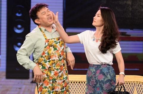 Ngoc Lan thang tay hanh ha Chi Tai hinh anh