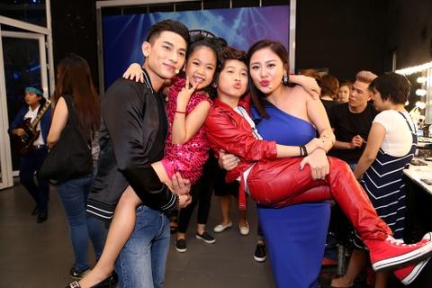 Giam khao Vietnam Idol Kids be bong thi sinh nhi hinh anh 8