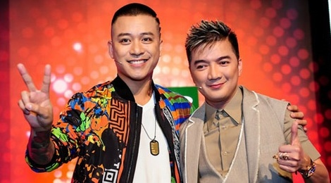 Dam Vinh Hung moi Tuan Hung, Isaac tham gia live show hinh anh