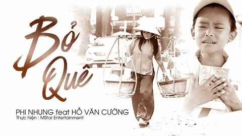 Bo Que - Phi Nhung ft Ho Van Cuong hinh anh