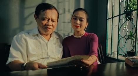 Nhac si Vinh Su dau om, kho di lai van dong MV cho Ha Van hinh anh