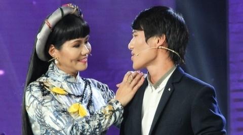 Chang trai keo keo tung muon cuoi Ngoc Huyen lam vo hinh anh