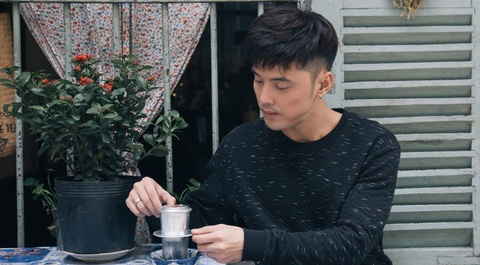 Ung Hoang Phuc gap 'tinh yeu set danh' trong single moi hinh anh