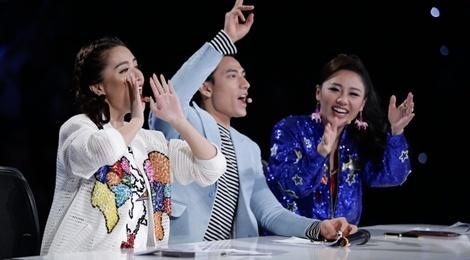 Van Mai Huong 'chet du du' vi hot boy Idol Kids hinh anh