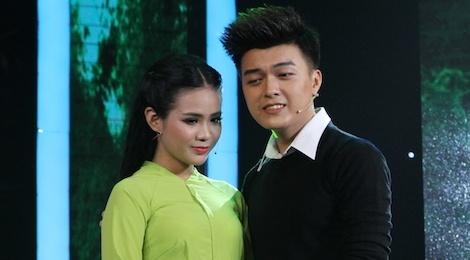 'Thien than bolero' Quynh Trang ngot ngao voi hit cu cua Phi Nhung hinh anh