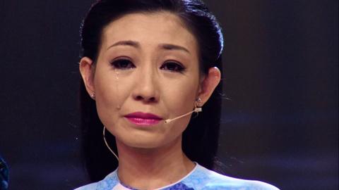 Ban gai cu Hoai Linh bat khoc khi chia se uoc mo noi nghiep gia dinh hinh anh