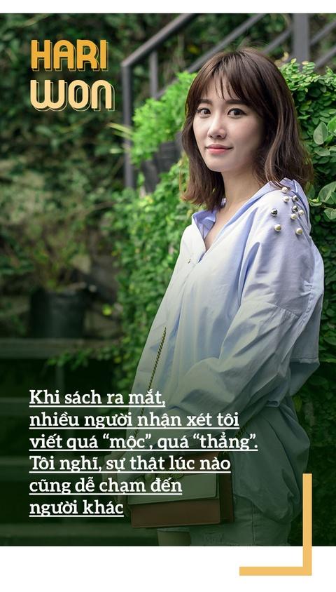 Hari Won: 'Toi dau long vi lai gay phien phuc cho Tien Dat' hinh anh 6