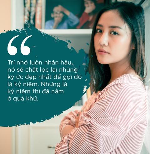 Van Mai Huong trai long ve nghi van chia tay ban trai vi nguoi thu 3 hinh anh 7