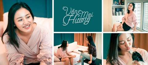 Van Mai Huong trai long ve nghi van chia tay ban trai vi nguoi thu 3 hinh anh 15