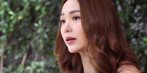 Minh Hang: 'Rat kho chiu khi bi dao mo clip hat do' hinh anh