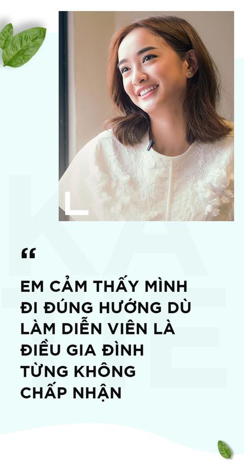 Kaity Nguyen: Hay goi em la dien vien, dung goi la hot girl hat nhep hinh anh 5