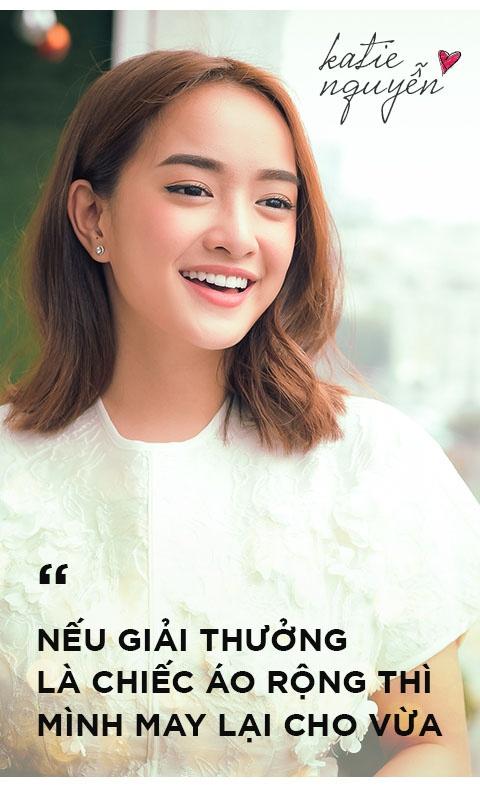 Kaity Nguyen: Hay goi em la dien vien, dung goi la hot girl hat nhep hinh anh 7