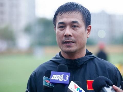 HLV Huu Thang: 'Tuan Anh da hoan toan binh phuc chan thuong' hinh anh