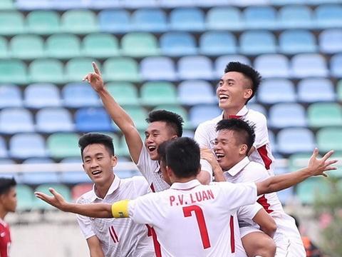 De bep tuyen Lao, U19 Viet Nam vao vong chung ket chau A 2018 hinh anh