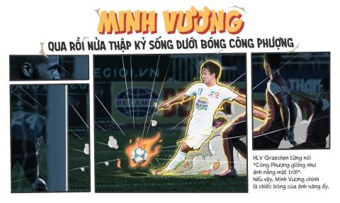 Minh Vuong: Qua roi nua thap ky song duoi bong Cong Phuong hinh anh 2