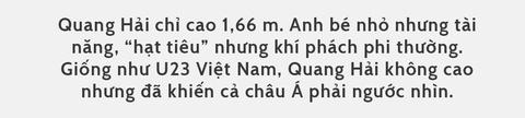 Quang Hai: Nguoi hung 'hat tieu' trong ky tich cua U23 Viet Nam hinh anh 1