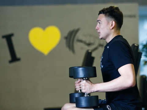 Dang Van Lam: Khong Tet, khong gia dinh, khong Valentine hinh anh 4
