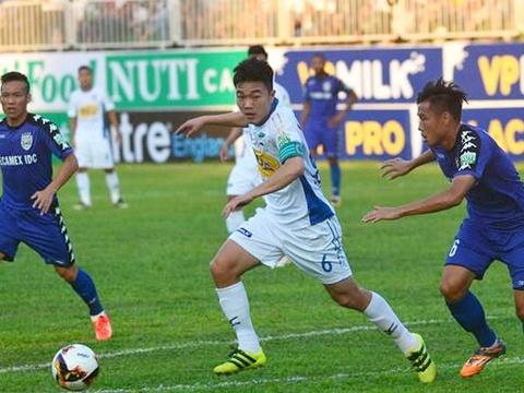 'Cong Phuong, Xuan Truong kem xa chinh ho o U23 Viet Nam' hinh anh