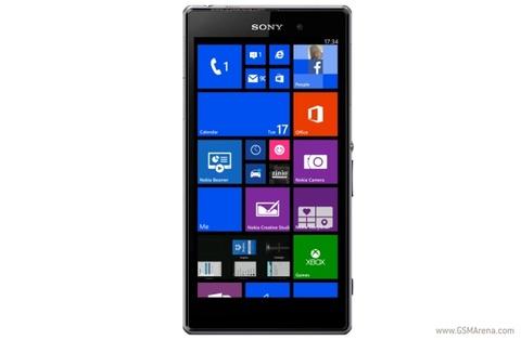 Sony dam phan de san xuat dien thoai Windows Phone hinh anh