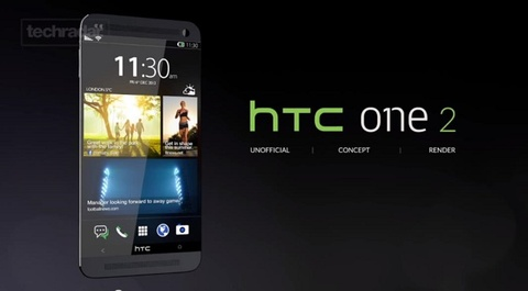 Lo anh moi nhat cua HTC One 2 hinh anh